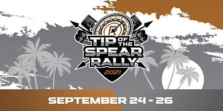 Tip of the Spear Rally - 2021 tickets