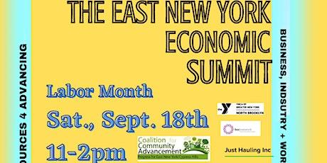 The East New York Economic Summit tickets