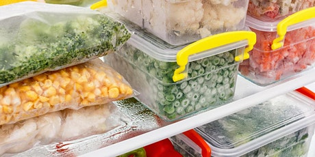 Cómo congelar alimentos correctamente – Evento virtual de AppleCare ingressos