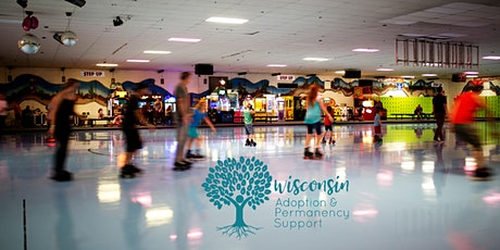 Fun at the Roller Rink for Adoptive and Guardianship Families: Madison tickets