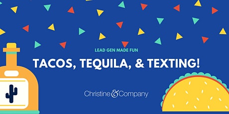 Tacos, Tequila, and Texting, Olé! tickets
