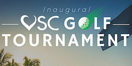 Inaugural VSC Golf Tournament tickets