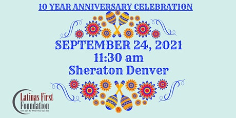 10th Anniversary Luncheon Celebration tickets