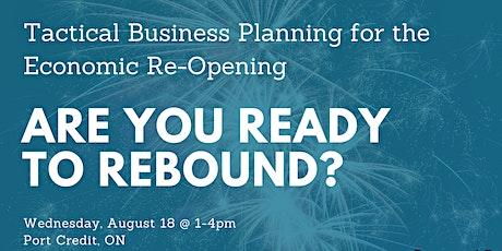Rebound Readiness Workshop tickets
