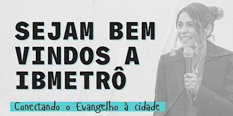 Celebração IBMetrô - 01.08.21 ingressos