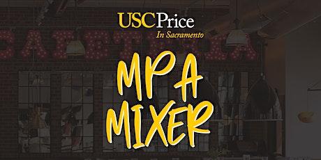 MPA Mixer tickets