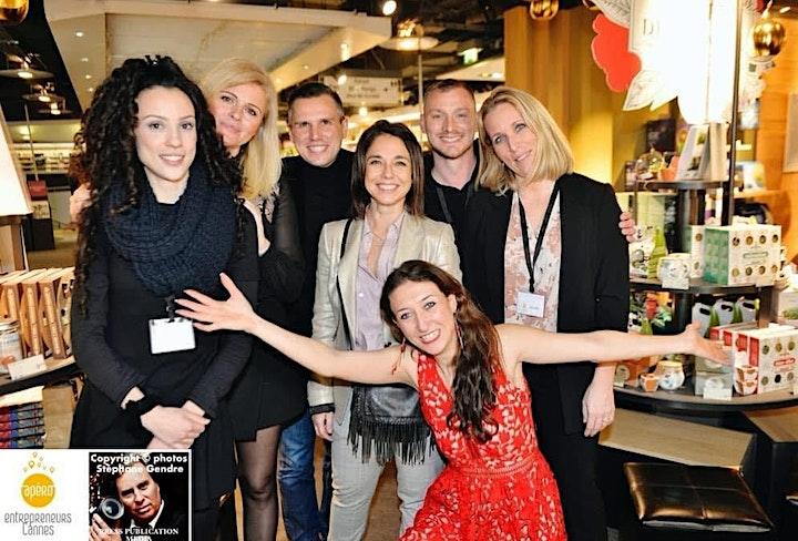 Image pour Apéro Entrepreneurs Cannes #6 - BEACH PARTY Zen&Energie