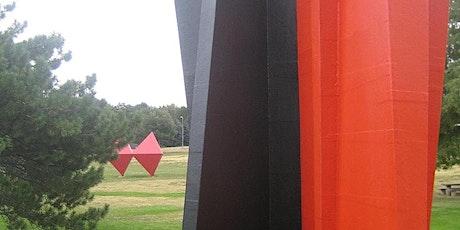 Burns Park Public Art Tour tickets