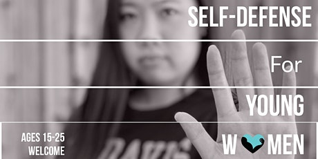 Self-defense & Safety Workshop for Young Women tickets