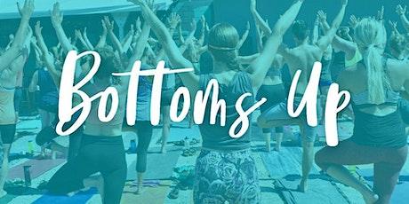 Bottoms Up Yoga @ Kimpton Cottonwood Hotel (August) tickets