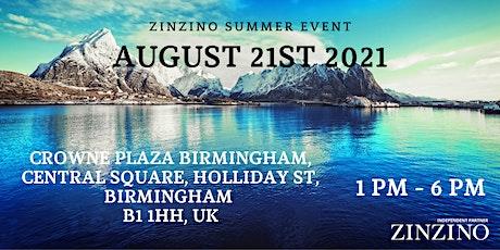 Zinzino UK August Summer Event tickets