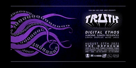 TRUTH Live in Tampa, FL tickets