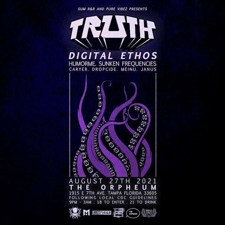 TRUTH Live in Tampa, FL image