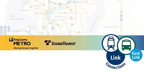 East Link Connections Public Open House tickets