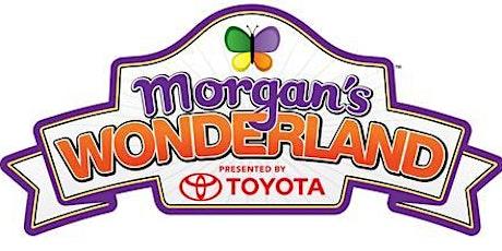 Morgan's Wonderland Party tickets