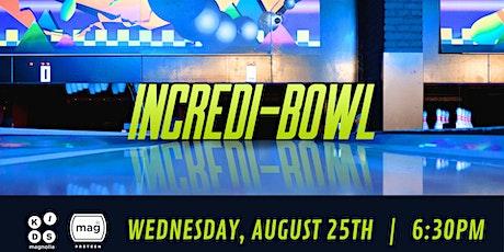 IncrediBowl (Kids Life Groups) tickets