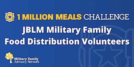 JBLM Area Military Family Food Distribution Volunteers tickets