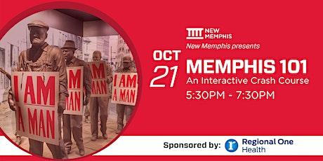 Memphis 101 tickets