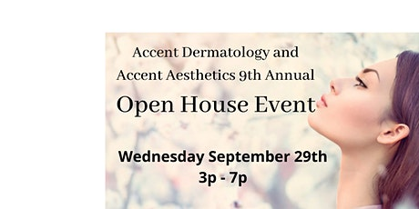 Accent's Annual Open House Event tickets