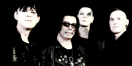 Clan of Xymox w/ The Bellwether Syndicate tickets