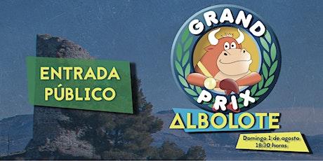 I Gran Prix Albolote'21 entradas