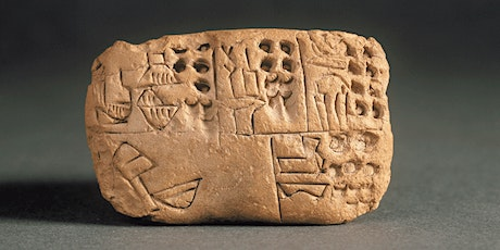 From Laundry Lists to Liturgies: Origins of Writing in Ancient Mesopotamia tickets