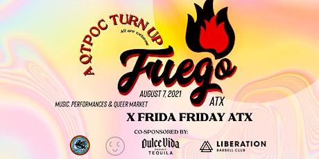 8/7: FFATX x Fuego @ Cheer Up Charlies tickets
