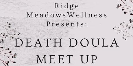 Death Doula Meet Up! tickets