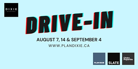 Dixie Outlet Mall Drive-in Movie! tickets