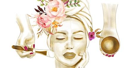 Facials and Mimosas Workshop tickets