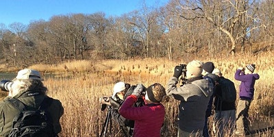 Small Group Birding: Mon, Oct 18, 8:00 am Marshlands Conservancy