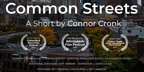 """""""Common Streets"""" Premier Screening Event tickets"""
