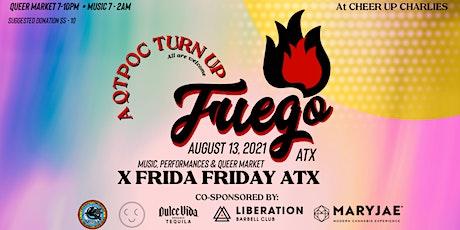 PRE-PRIDE FFATX x Fuego @ Cheer Up Charlies tickets