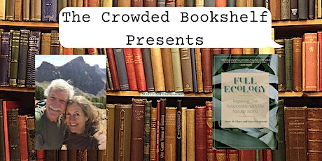 """Author Event Redo! with Gary Ferguson and Mary Clare, Ph.D: """"Full Ecology"""" tickets"""
