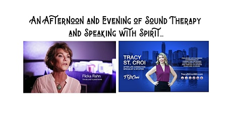Sound Therapy and Spirit Messages tickets