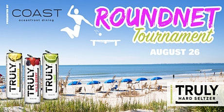 Roundnet Tournament Sponsored by Truly tickets