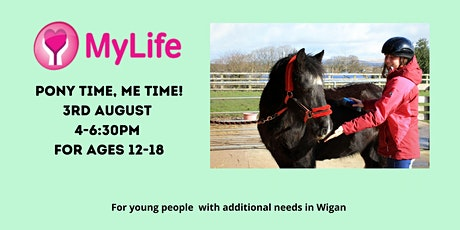 Pony Time, Me Time! tickets