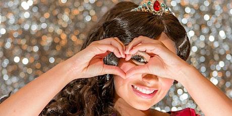 Latina Princess Tea Party tickets