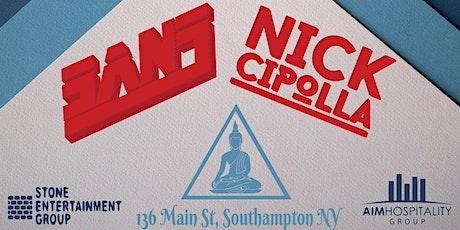 Buddha Lounge Southampton 7/30 tickets