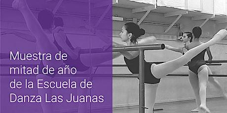 A salón abierto: Muestra de danza de la Escuela de Danza Las Juanas entradas
