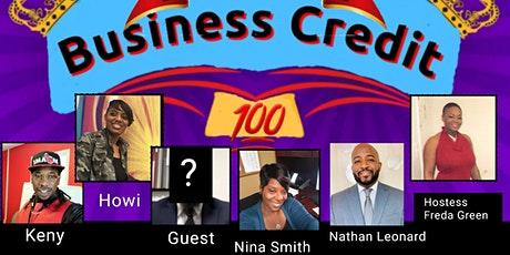 Business Credit 100 tickets