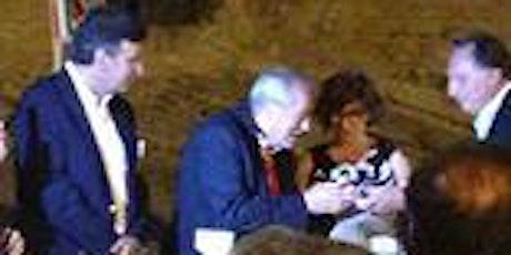 Il Presidente Liccasarda biglietti