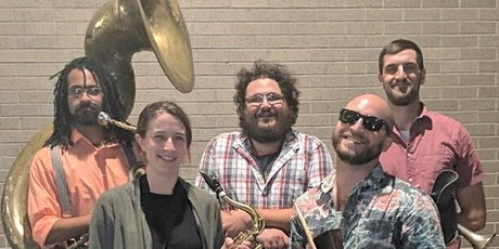 Sweet Magnolia Brass Band tickets