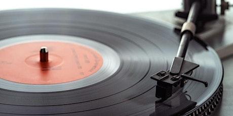 Vinyl Record Painting Craft tickets