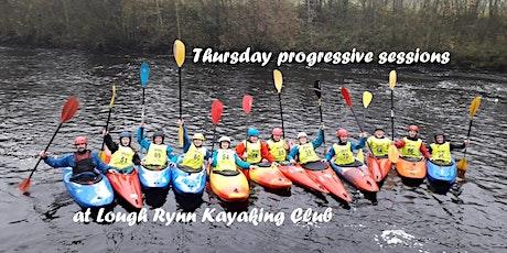 Thursday progressive sessions tickets