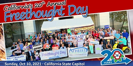 California Freethought Day 2021 tickets
