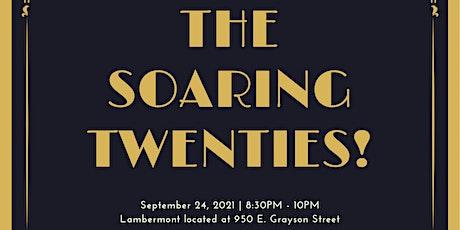 BRP: Soaring Twenties tickets