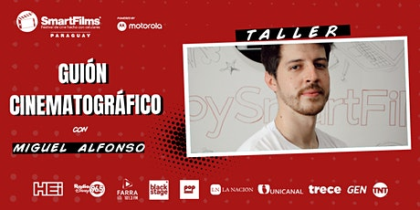 Taller Guion Cinematográfico | Paraguay | 2 Agosto | SmartFilms entradas