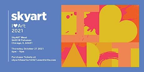 SkyART I Heart Art 2021 tickets