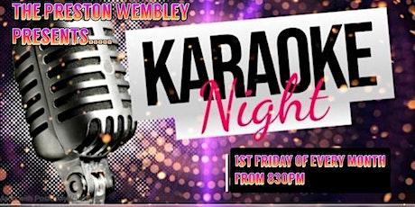 Karaoke Nights w/ Simone Aird tickets